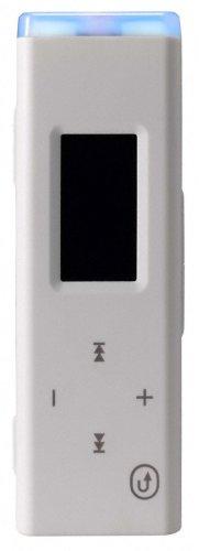 Samsung YP U 3 J AW XET Tragbarer MP3-Player 4 GB mit integriertem FM-Tuner