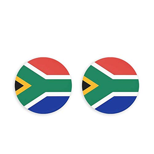 Abrebotellas, Abridores de vino, Imanes de nevera, Bandera sudafricana Abridor de botellas con una sola mano Sacacorchos 2 piezas