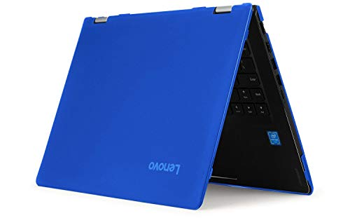 mCover Hard Shell Case for 14' Lenovo Yoga C740 (14) Series 2-in-1 Laptop (Blue)