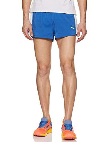 PUMA Kinder Cross The Line Split Short Hose, Team Power Blue, 140
