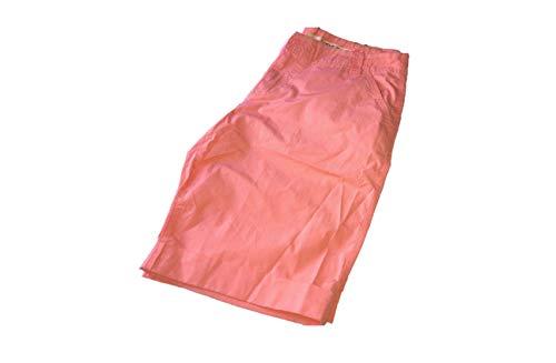 DKNY Jeans Women's Bermuda Walking Shorts (2, Coral)