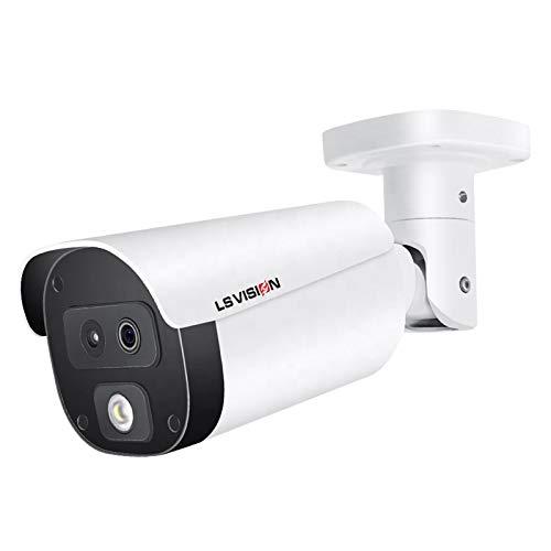 Körpertemperatur-Screening Thermografische Bullet-Kamera, automatische Fern-Wärmebildkamera, Infrarotkamera für Schule, Station, Unternehmen
