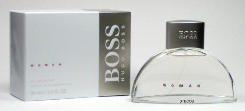Hugo Boss Woman Eau DE Parfum 90ML VAPORIZADOR Unisex Adulto, Negro, Estándar
