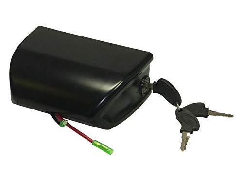 Fahrradakku E-Bike Pedelec Akku 36 V (37 V) – 10 Ah mit Ladegerät und Controller Box passend für Prophete, Alurex, Stratos - 3