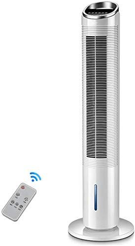 Torenventilator - Verticale afstandsbediening Vloerventilator met ingebouwde 3 modi en snelheidsinstellingen - draagbare ventilator voor slaapkamer en thuiskantoor
