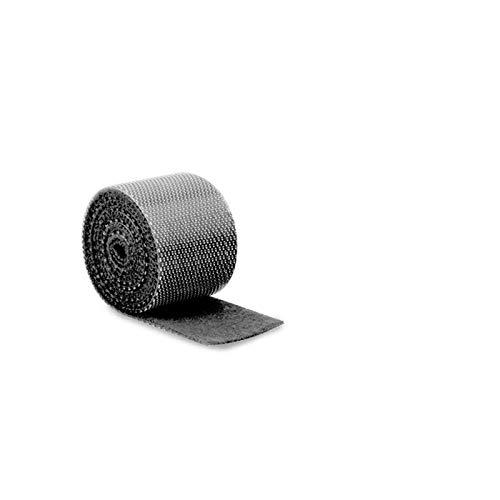 ZQYBH Enrollador de Cable USB Cable de alimentación Cable telefónico gestión Empate Organizador 1m 3m 5m bobinado de Cola de Alambre fijador (Color : 0.5m Black)