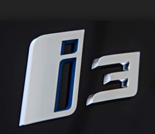 i3 I01 Emblem für Heckklappe, Heckklappe, Kofferraumdeckel, 51147306457
