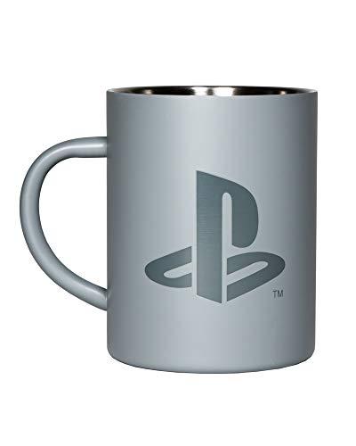 Koch Media - Playstation Taza Acero