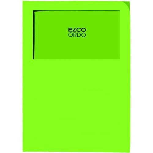 Elco 29469.62 Ordo Organisationsmappe Classico, 220 x 310 mm, 120 g, intensivgrün