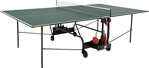 sunflex Tischtennisplatte Hobby Indoor, grün