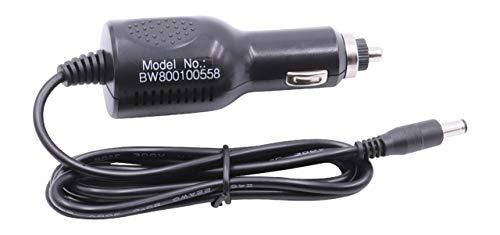 vhbw Kfz-Ladekabel, Netzteil (9.5 V/2.5 A) für Netbook Asus EEE PC 700, 701, 702, 701SD, 701SDX, Surf 2G, 4G, 5G, 8G u.a. wie 90-OA00CA1100, u.a.