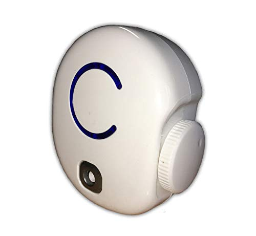 Grow Gadgets Plug in Air Purifier Ozone Generator Ozonizer Smell Odour Steriliser (x1 PCS)