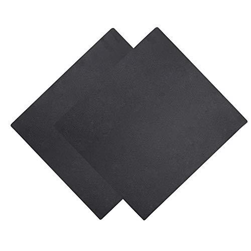 Furiga construir placa 200x200mm plataforma magnética Flex cama superficie para fabricante Select Plus V2 Prusa i3 Vinci 1.0 Tarantula I3 Ultimate 3D impresora