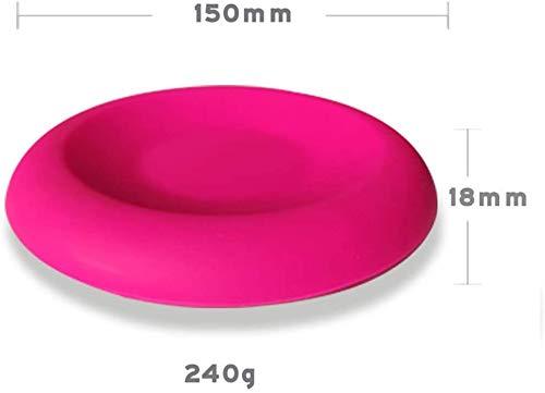 Silikon-Yoga-Matte Yoga-Matte Kniepolster Unterstützung Ellbogenpolster kneepad Verdickung Schlupf,Pink