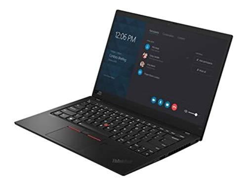 Lenovo ThinkPad X1 Carbon 7th Gen - 20QD0007US: 14-Inch WQHD (2560x1440) IPS Screen, 16GB RAM, 512GB Nvme SSD, Win 10 Pro, i7-8665U, Black