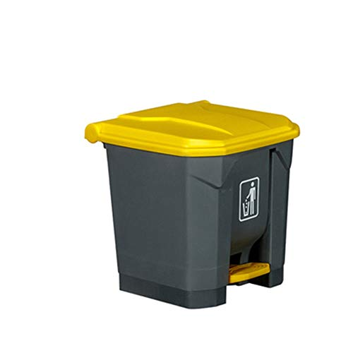 Check Out This Kitchen Waste Bins Hotel Large Trash Can Outdoor Pedal Garbage Cans Home Kitchen Plas...