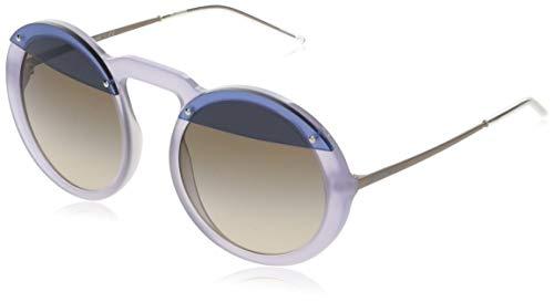Emporio Armani 0EA4121 Gafas de sol, Opaline Violet, 55 para Mujer