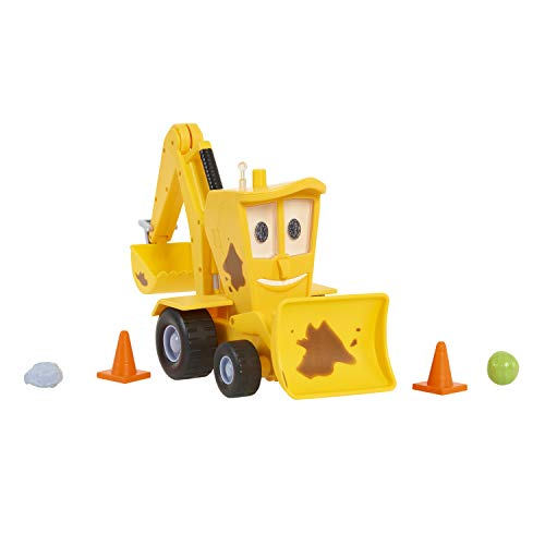 The Stinky & Dirty Show Backhoe Loader Deluxe Vehicle - Amazon Exclusive