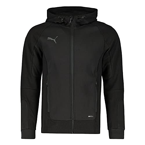 Puma Top Deportivo teamCUP Casuals Hooded Jacket