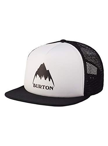 Burton I-80 Gorra, Hombre, Stout White, Talla única