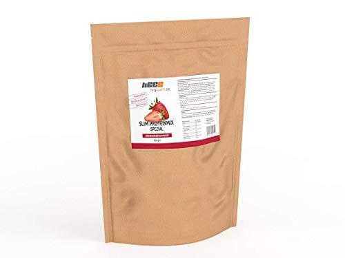 Slim Proteinmix SPEZIAL für 30 Tage hCG-Diät Erdbeere (800 g)