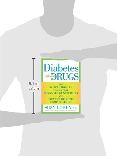 buy  Diabetes without Drugs: The 5-Step Program to ... Alternative Medicine