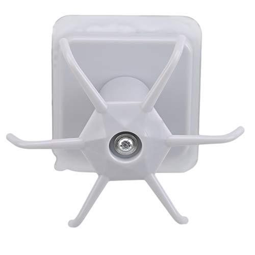 Winwinfly Aluminium Zahnstocherhalter - Tragbarer Zahnstocher mit Schlüsselbund - Aluminium Travel Waterproof Box Metallpillenetui mit Schlüsselring