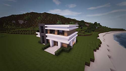 Minecraft How To Build A Small Modern House Tutorial Minecraft How To Build A Small Modern House Tutorial Ebook Dargon Farchi Dargon Farchi Amazon Ca Kindle Store