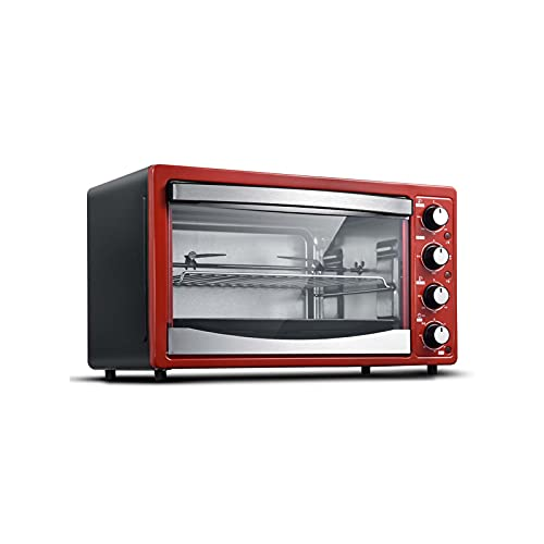 XKUN 1600w Horneado Multifunción Multifunción 35l Electrodomésticos para El Hogar Pizza Pizza 60 Minutos Horno Eléctrico con Diseño Normal En Y Temporal