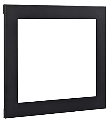 ClassicFlame BBKIT Flush-Mount Trim Kit for use with In-Wall Electric Fireplace Insert