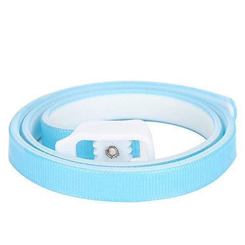 DAUERHAFT Praktische Haustierhalsbänder für Katzen, waschbar, klein und leicht, S, L zum Schutz der Gesundheit von Haustieren(Large)