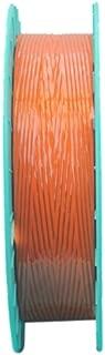 Tach-It 03-2500 Orange Twist Tie Ribbon