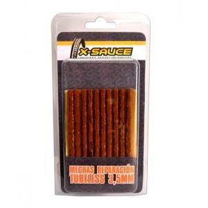 X-Sauce, Blister 10 mechas, 3.5 mm