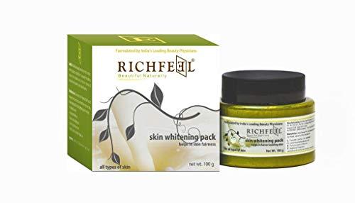 Richfeel Skin Whitening Pack, 100g