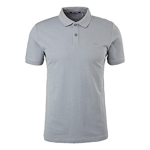 s.Oliver Herren T-Shirt Grey L