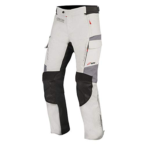Alpinestars - Motorradhose Andes V2 Drystar Pants Grau - 3XL