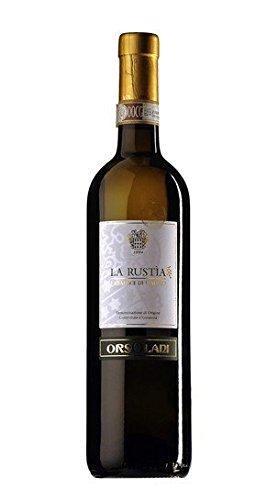"""Orsolani - Erbaluce Di Caluso """"La Rustia"""" - 3 Bottiglie da 0,75 lt."""