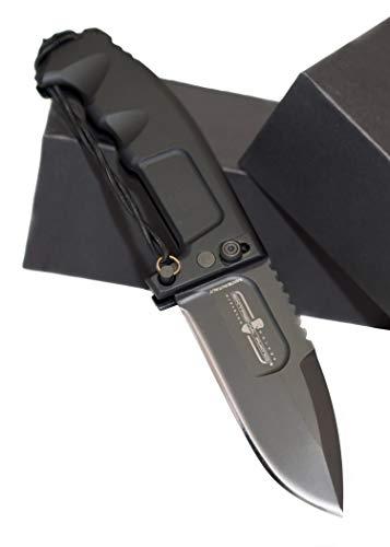 Extrema Ratio 04.1000.0136/BLK Taschenmesser Rao II Schwarz Klappmesser Jagdmesser Outdoormesser Survival