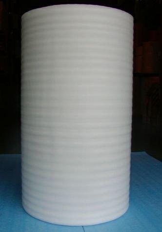 ミナフォーム ロールタイプ 4mm厚×1000mm×75m巻(白) 無架橋高発泡ポリエチレンシート #140
