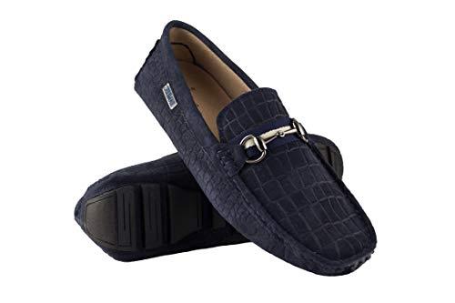 Zerimar Mocasines Hombre | Mocasines Hombre Piel | Mocasines Hombre Cuero | Mocasines Loafer Hombre | Zapatos Hombre Casuales Mocasines | Mocasines Loafer Casuales