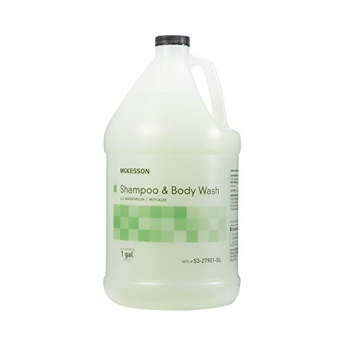 McKesson Shampoo&Body Wash Cucumber Melon Scent 1 gal. 53-27901-GL 1 Each