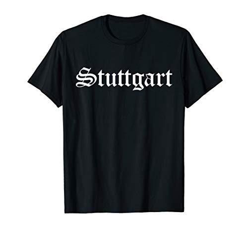 Stuttgart TShirt Für Jeden Echten Stuttgartet - 0711 Liebe T-Shirt