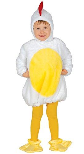 Guirca- Disfraz pollito baby, Talla 12-24 meses (83309.0)