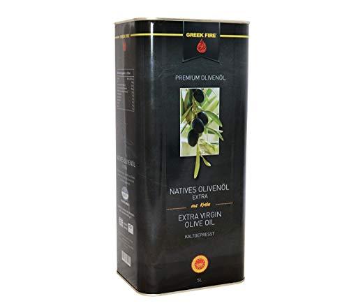 Greek Fire Premium Olivenöl 5l