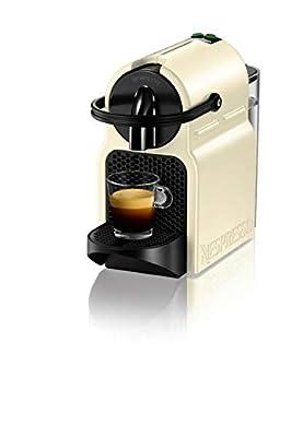 Nespresso by De'Longhi Nespresso Inissia Original Espresso Machine by De'Longhi, Creamy White