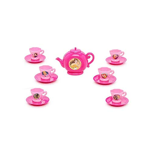 Disney Princess 13 Pcs Mini Tea Set