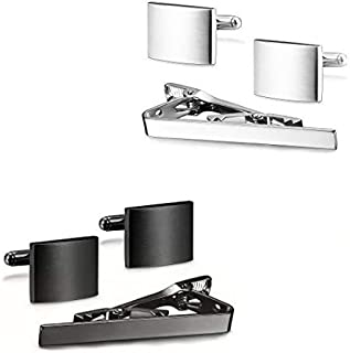 Best tie clips and cufflinks sets Reviews