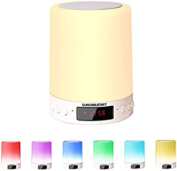 Wireless Bluetooth Speaker with Color Changing LED Light