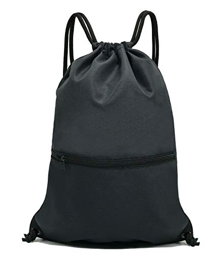 HOLYLUCK Drawstring Backpack Bag