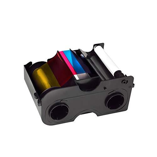 Fargo 45000 Color Ribbon - YMCKO - 250 Prints with Bodno Software Demo